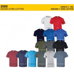 2000 Ultra Cotton Adult T-Shirt