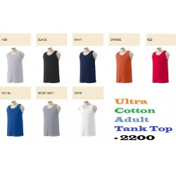 2200 Ultra Cotton Adult Tank Top