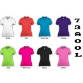 73800L Easy Care Ladies Double Pique Sport Shirt