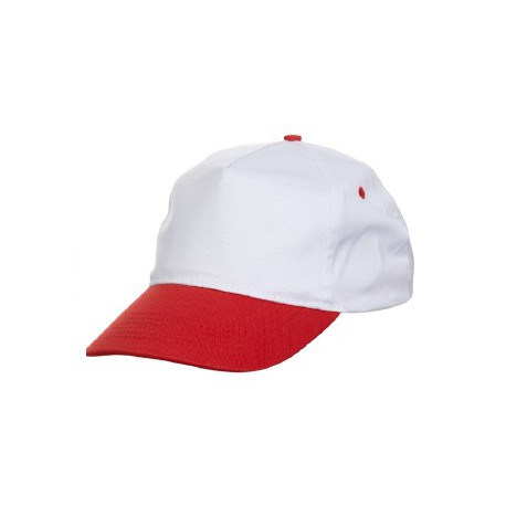 CP 0535 White / Red