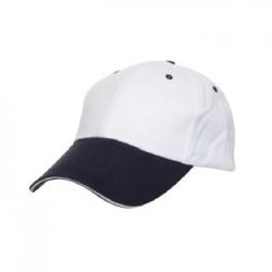 CP0400 White/Navy (S/White)