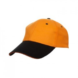 CP0407 Orange/Black (S/Orange)