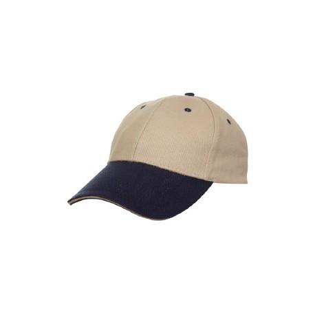 CP0411 Khaki/Navy (S/Khaki)