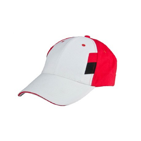 CP1900 White/Red (S/Black)