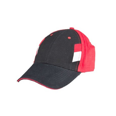 CP1902 Black/Red (S/White)