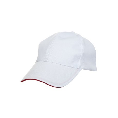 CP0900 White (S/Red)