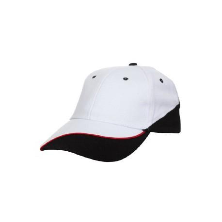 CP0600 White/Black (P/Red)