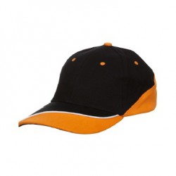 CP0601 Black/Orange (P/White)