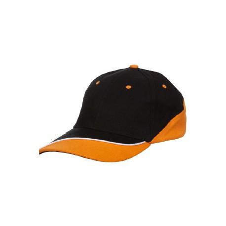 CP0601 Black/Orange (P/White)