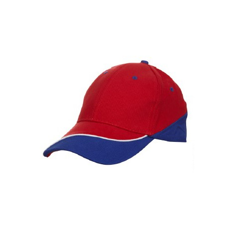 CP0605 Red/Royal (P/White)