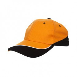 CP0607 Orange/Black (P/White)