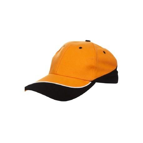 CP0607 Orange/Black (P/White)