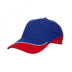 CP0608 Royal/Red (P/White)
