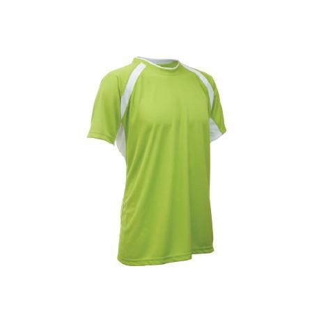 QD0813 Lime Green/White