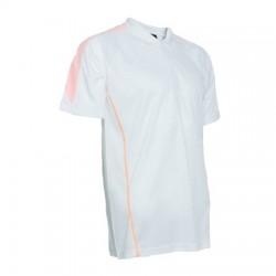 QD3500 White/Flouresent Orange