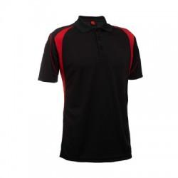 QD2802 Black/Red