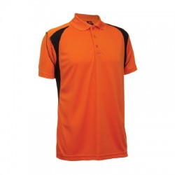 QD2807 Orange/Black