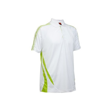 QD2733 White/Lime Green