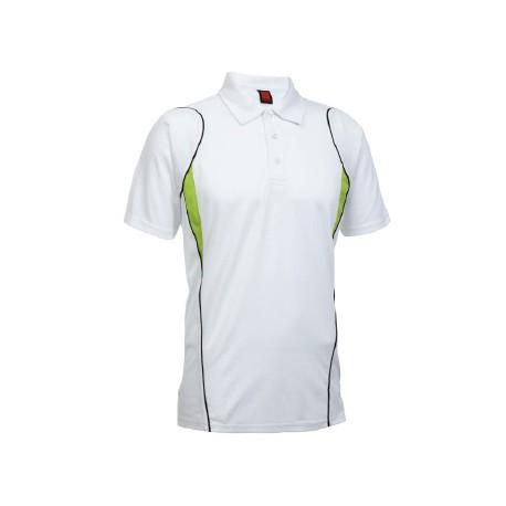QD2500 White/Lime Green (P/Black)