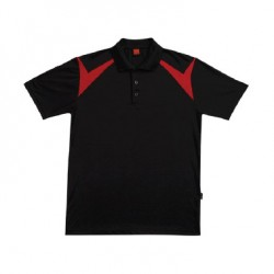 QD2402 Black/Red