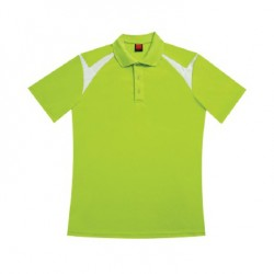 QD2413 Lime Green/White