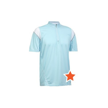 QD1118 Powder Blue/White (P/White & D.Grey)