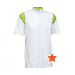 QD1133 White/Lime Green (P/Lime Green & Black)