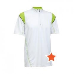 QD1133 White/Lime Green (P/Lime Green & Black)