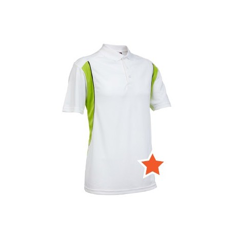 QD1233 White/Lime Green (P/Black)