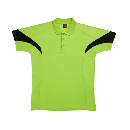 CI0813 Lime Green/Black