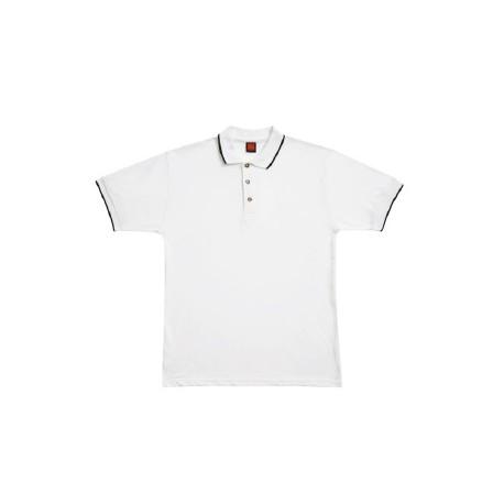 HC 0300 White (T/Navy)