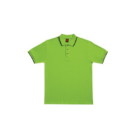 HC 0313 Lime Green (T/Navy)