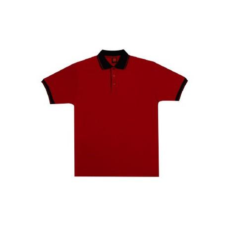 SJ 0105 Red / Black