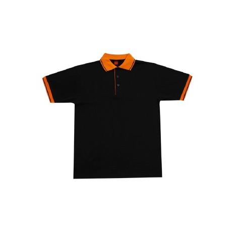 SJ 0107 Orange / Black