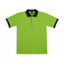 SJ 0113 Lime Green / Navy