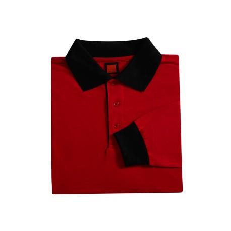 SJ 0305 Red / Black