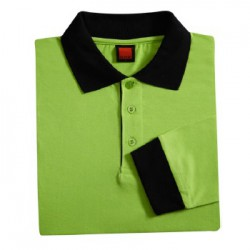 SJ 0313 Lime Green / Black