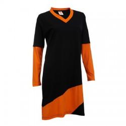 SK 0102 Black / Orange