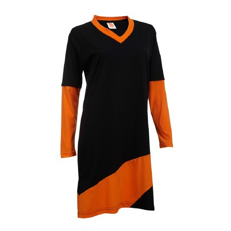 SK 0102 Black / Orange