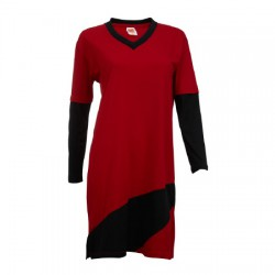 SK 0105 Red / Black