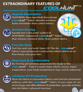 extra ordinary features of coolhunt