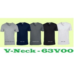 63V00 SoftStyle V-Neck Tee Shirt