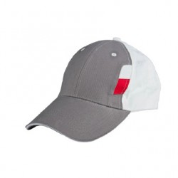 CP1924 D.Grey/White (S/Red)