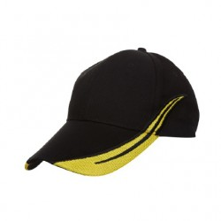CP1202 Black/Golden Yellow
