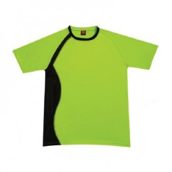 QD2613 Lime Green/Black