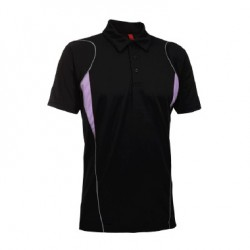 QD2502 Black/Lt Purple (P/Grey)