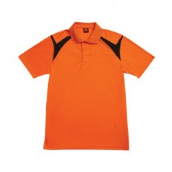 QD2407 Orange/Black