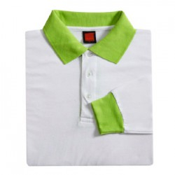 SJ 0300 White / Lime Green